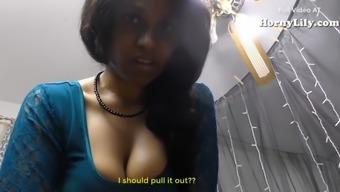 Southern United States Indian Tamil Maid Fucking A Virgin Dude (English Language Subs)