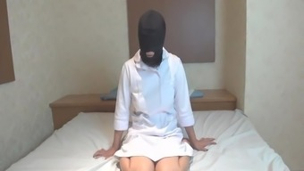 Maso Face Mask Use Creampie Of Working Healthcare Provider