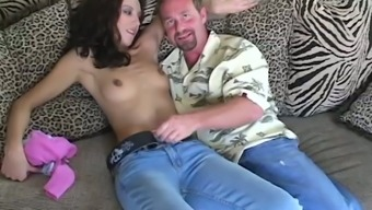 Lean Vivian Gets Great Penis In Emily'S Younger Times Vaginal Canal In Close-Up Scenes