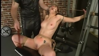 Certain Carly Gets Gagged And Then Toyed In Bdsm Video
