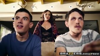 Mother Got Boobs - Can I Accident And Smash Each Of Your Mama Scene Starr