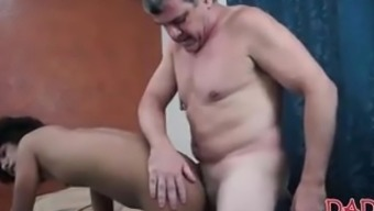 Dad Adores Fucking A Bit Asian One(1)