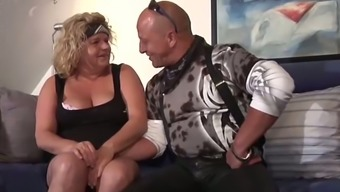 This Plus-Size Woman Black With The Use Of Major Boobs Loves Motorcyle Drivers And She Even Desires My Cock Inside Her