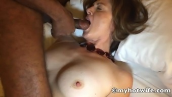 Pimped White Colored Wifey At Your Provider!