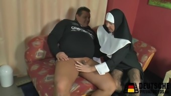 A The Nun For Anthony