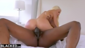 Blacked Blond Young Adult First Results Influential Dark Colored Stud Poker