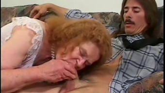 Cross Old Granny Get Fucked 3 Times