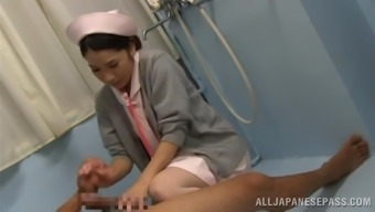 Twisted Japanese People Healthcare Provider Face Fucks And Fucks While In The Shower