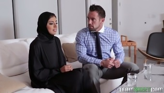 Great Breasted Hijab Ella Knox Gets Nailed Christian Missionary Style Complicated Enough