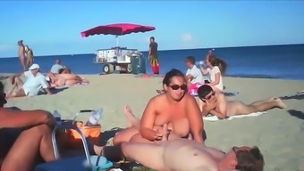 Crowded Shore Bj
