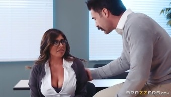 Ella Knox Is Basically A Busty Hen Longing To Actually Actually Feel A Man'S Penile
