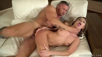 Sandra Well Being Is Typically A Kinky Tramp Fucked Hard By The Lover