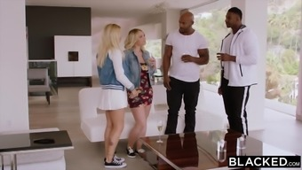 Blacked A Couple Of Plus Sized Community College Students Crave Bbc