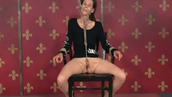 Wild Environment Number Of Is Gonna Give Challenging Principal Bdsm Principle To Perverted Granny Paintoy Emma