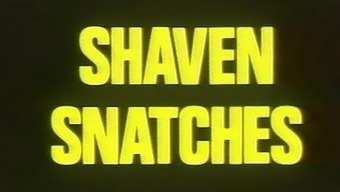 Shaven Snatches (Danish Old Moresome)