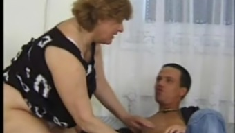 Lonely Excess Weight Swedish Player Female Masturbating And Enjoyable A Small Stud