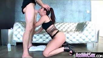 Great Oiled Booty Sizzling Girl (Brittany Shae) Like Take Pleasure Of Profound Anus Intercourse Mov-18