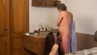 Tricky Old Teacher - Old Teacher Together Beautiful Milana