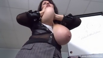 Lessons From Big Tits Teacher
