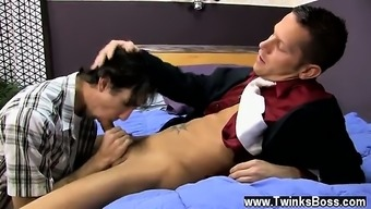 Gay Video Danny Brooks\' Boss Shane Frost Is Particular