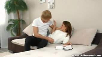 X-Sensual - Emma Brown - A Thing For Tutee