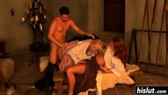 Two Hotties Get Such A Asses Defeated