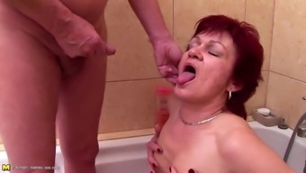 Young Boy Put To Use And Seduced By Three Mature Mothers