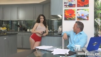 Wild Environment Pussy Depleting Sitting With The Use Of Joseline Kelly Who Might Be Voracious