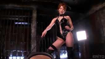Hottie In Hides Miku Ohashi Loving With The Obedient Lover