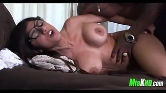 Mia Khalifa First Large Beyond Compare Cock 3 96