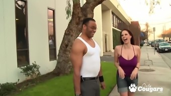 Giant Breast Gianna Michaels Like Over Substantial Matchless Prick