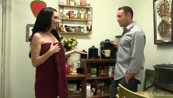 Darn Appetizing Great Breasted Western Milf Attractive Bella Maree Gets Hammered Mish