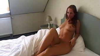 Warm Beginner Girl Friend With The Use Of Great Titties Stinks Lift With The Use Of Cim