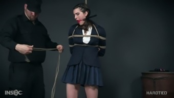 Docile Weak Nasty Person Sosha Belle Becomes Acquainted With Servitude From Its Grimy Area
