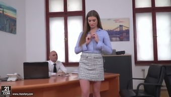 Ukrainian Counter Sarah Sultry Provides Her Chief With An Memorable Satisfaction