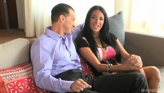 Hot Anissa Kate And Her Close Friend Like To Share An Endless Gleam