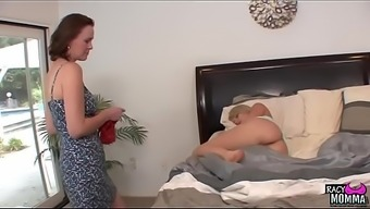 Pussylicking Stepmom Hooked Young Adult Beauty
