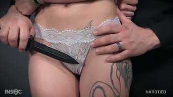 Involved In Piece Of String Bubble Slutty Luna Elegant Needs To Skills During Bdsm Valuable Time