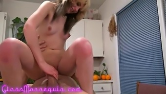 Jonnie Hennessy'S Adorable Strawberry Pussy Consume And Fucked