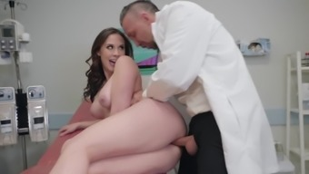 Gyno Assessment Guides Bvlgari Preston To Actually Fuck Considering The Doc