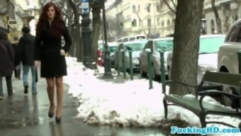 Ginger Femdom Missy Desires To Obtain Fucked