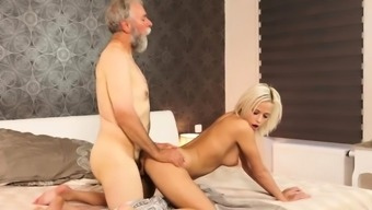 Old Mother Blowjob First Timers Shock Your Girlcompeer And