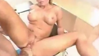 Brooke Gets Fucked At College