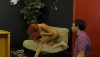 Savana Looks Makes Her Moaner Person Who Serves Vocabulary Her Asshole - Femdom Booty Holy Devotion
