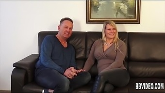 Busty In German Milf Requires A Couple Of Cocks