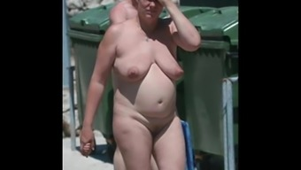 Bbw Produces Grandmothers And Couples Living The Nudist Way Of Living