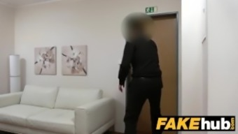 Fake Provider - The German Language Teenager Gal Would Like To Try Pornography