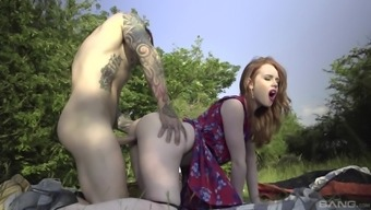 Perverted Ella Hughes Communications A Guy Into Drilling Her Fuzzy Pussy