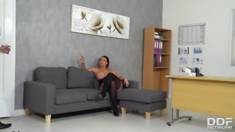 Big Tits Chief Fucked Very Difficult
