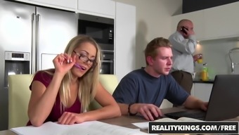 Realitykings - Underhanded Intercourse - Chad Rockwell Nickname Courtney